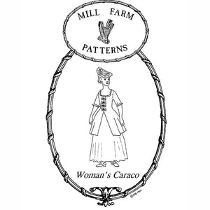 Mill Farm Caraco Pattern