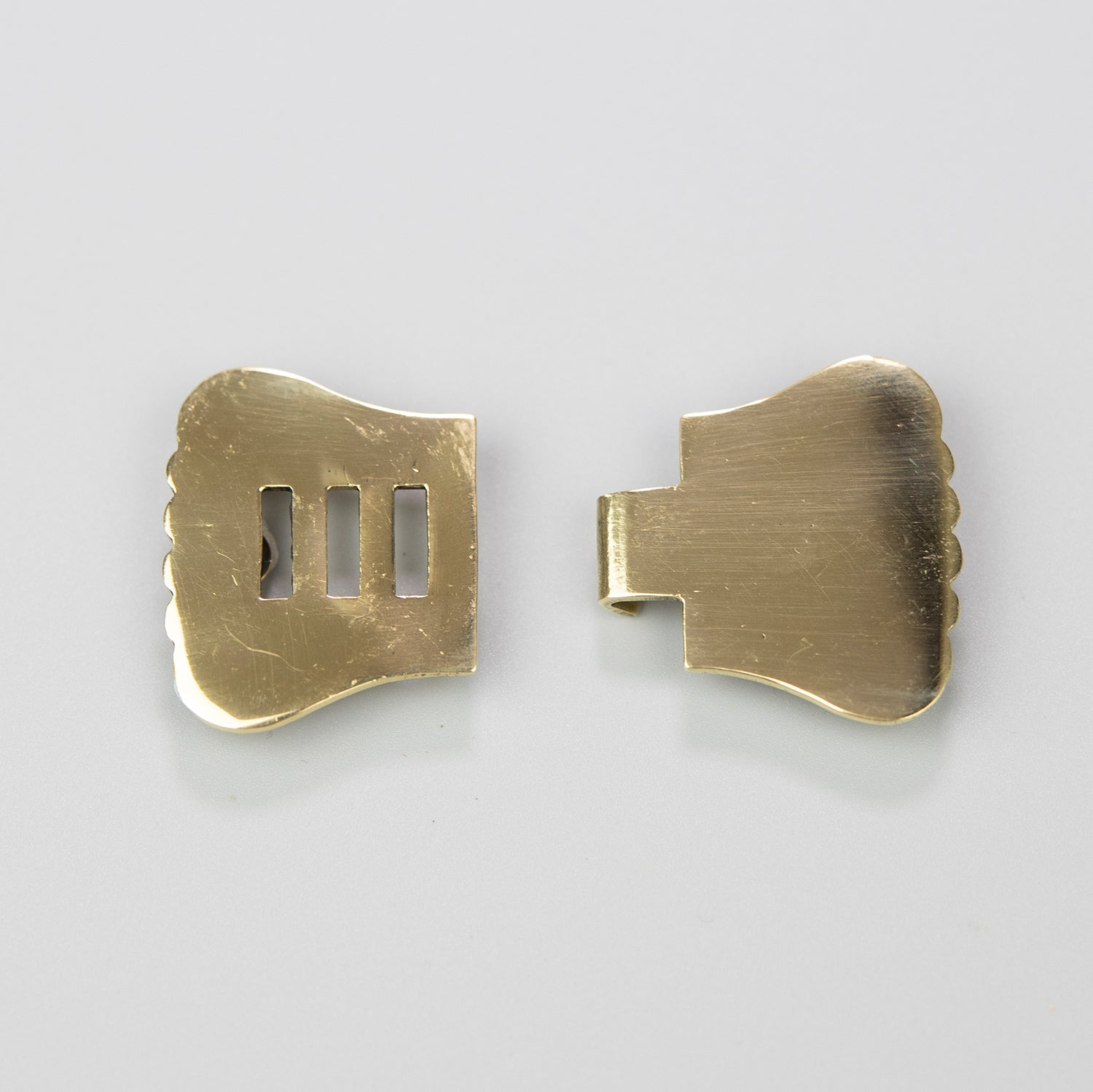 Military Stock Buckle