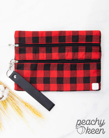 Plaid Promise Versi Bag