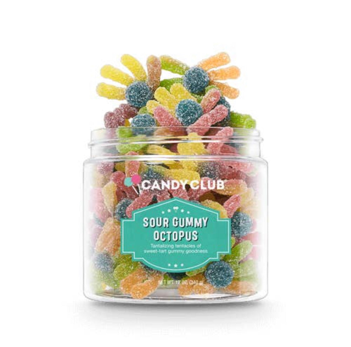 Sour Gummy Octopus