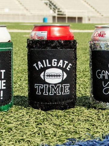 Tailgate Time Can Cooler