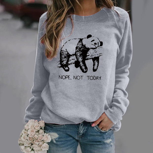 Nope, Not Today Sweatshirt