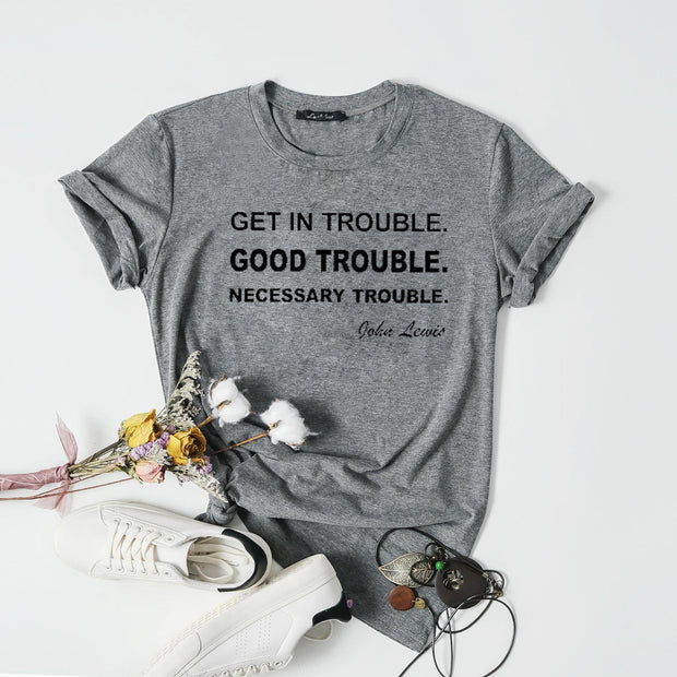 Good Trouble Graphic Tee