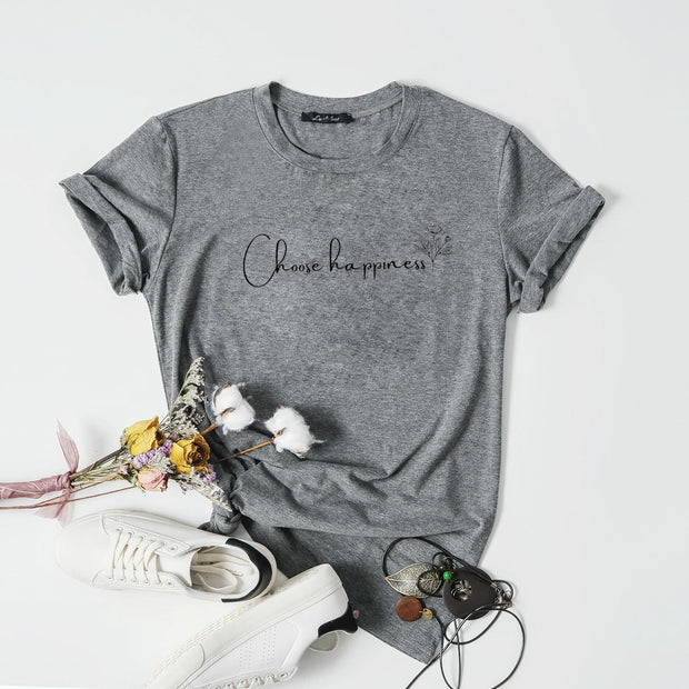 Choose Happiness Shirt