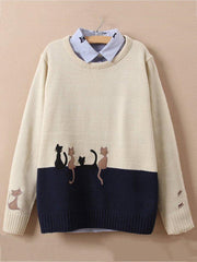 Holiday Long Sleeve Sweater
