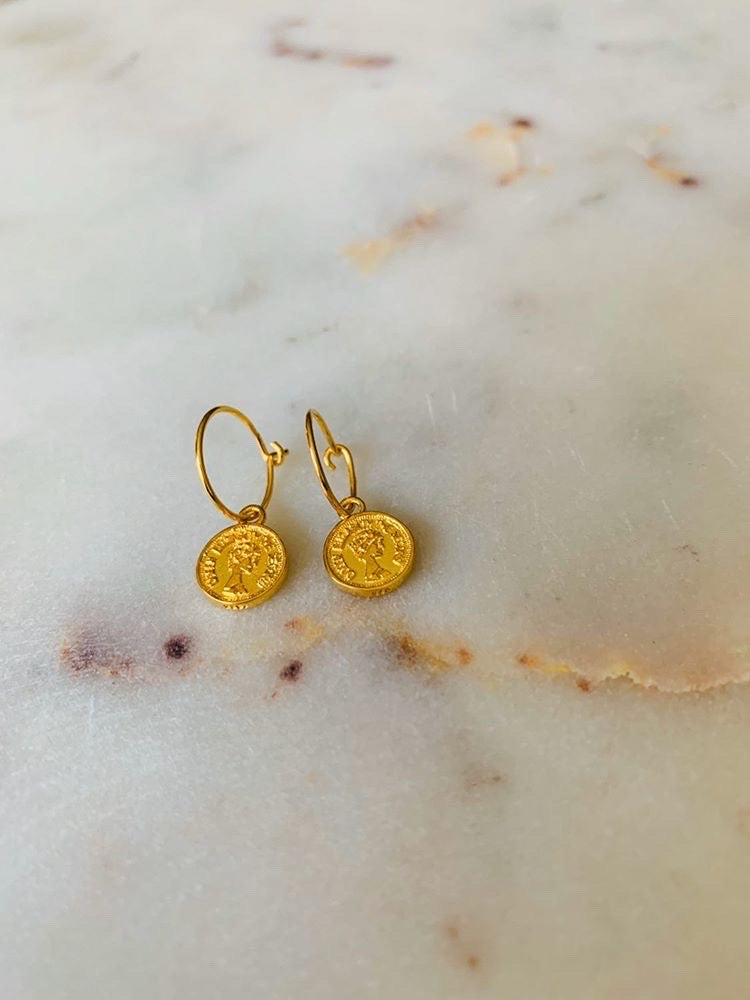 Alessia Earrings
