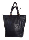 Hotseller Woman Leather Classic Tote Bag/Roller Adjuster Handle