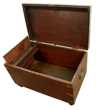 Load image into Gallery viewer, Vintage Treasure Trunk/Chest