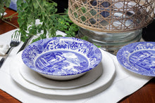Load image into Gallery viewer, Spode Blue Italian Dinner Plates