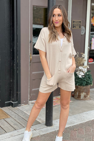 Dream Chaser Romper