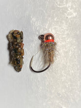Load image into Gallery viewer, Caddis Pupa Jig
