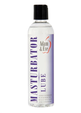 Adam and Eve Masturbator Lube - 8 Oz.