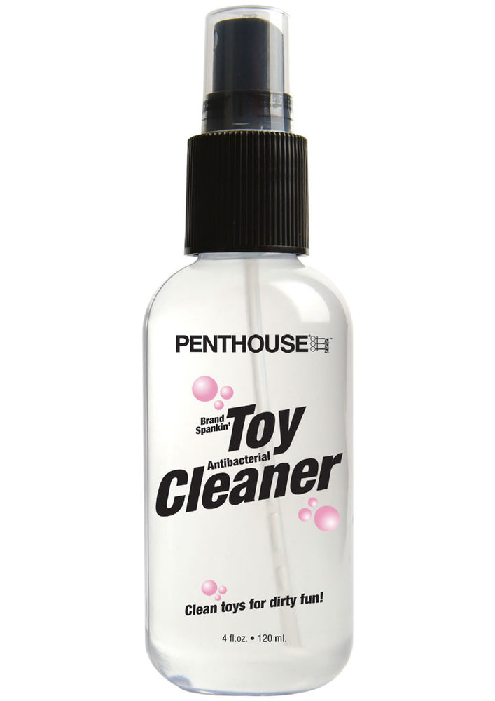 Penthouse Brand Spankin` Antibacterial Toy Cleaner 4oz