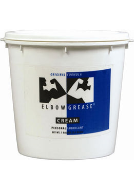 Elbow Grease Original Oil Cream Lubricant 1 Gallon