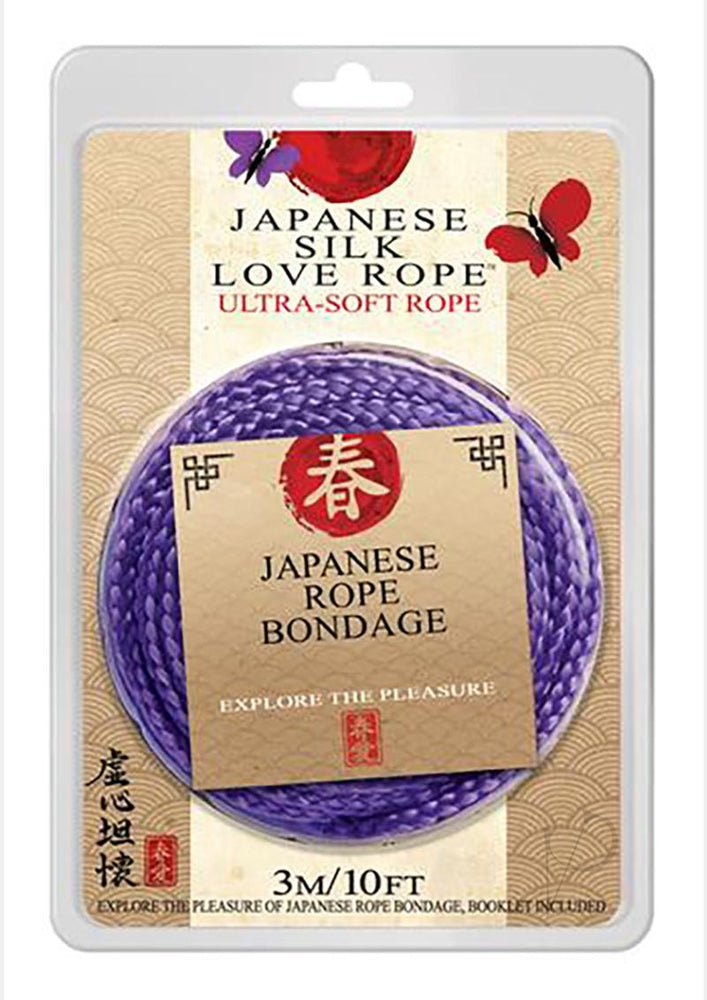 Japanese Love Rope 10ft Purple