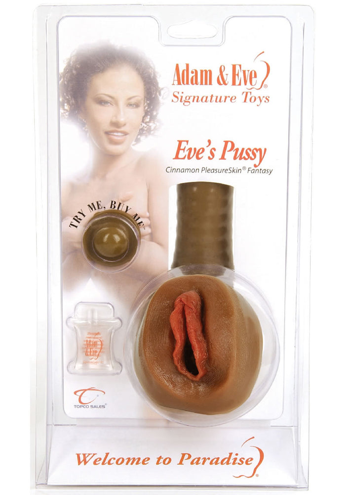 Adam And Eve Eves Pussy Pleasureskin Fantasy Cinnamin
