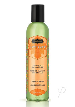 Naturals Massage Oil Tropical Mango