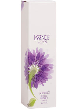 Essence Indulg Massag Oil Cham 4oz(disc)