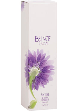 Essence Sth Massag Oil Pepermnt4oz(disc)