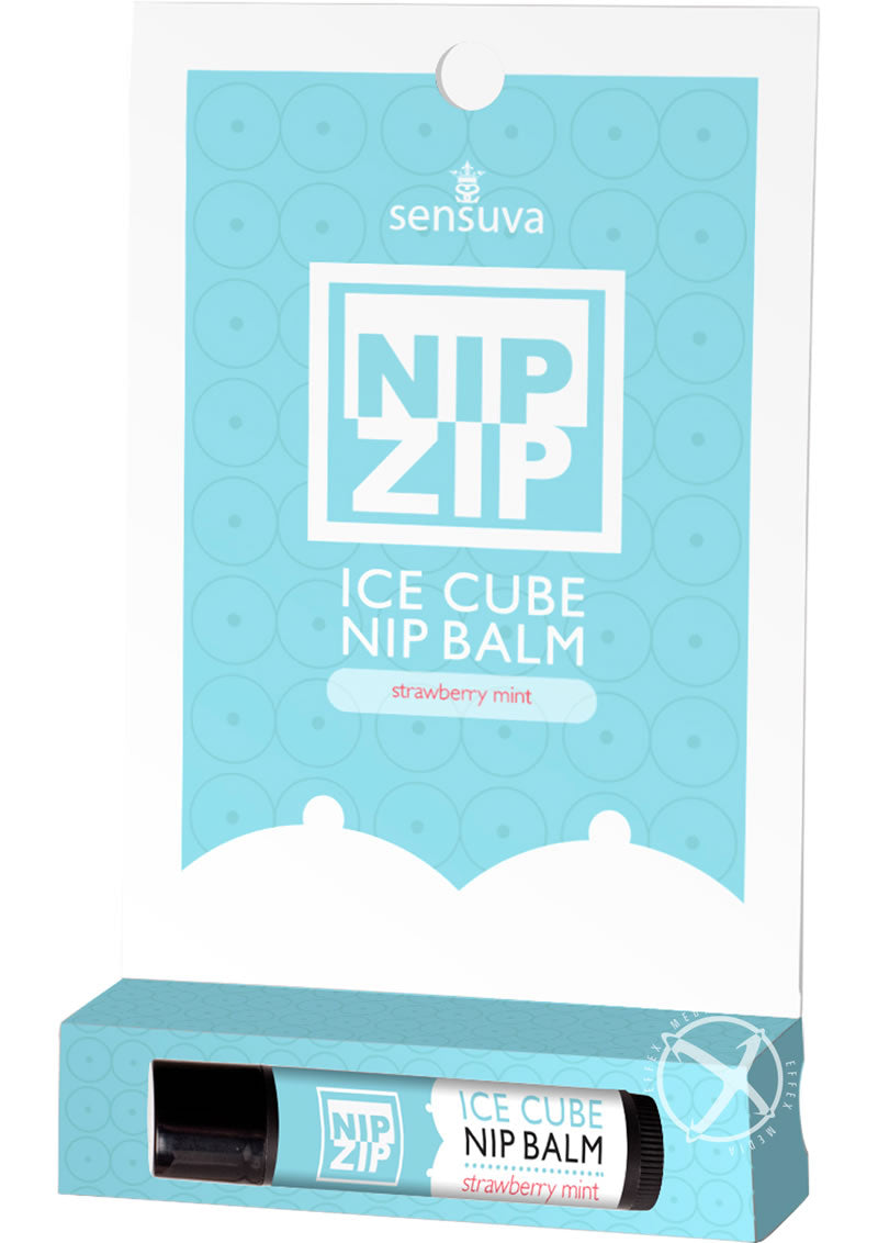 Nip Zip Nipple Balm Strawberry Mint