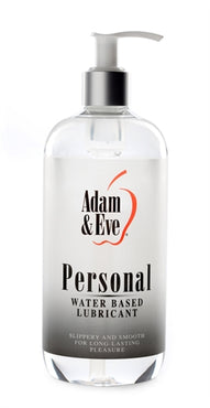 Adam and Eve Personal Water Based Lubricant 16 Oz