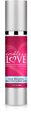 Endless Love Anal Relaxing Silicone Lubricant 1.7