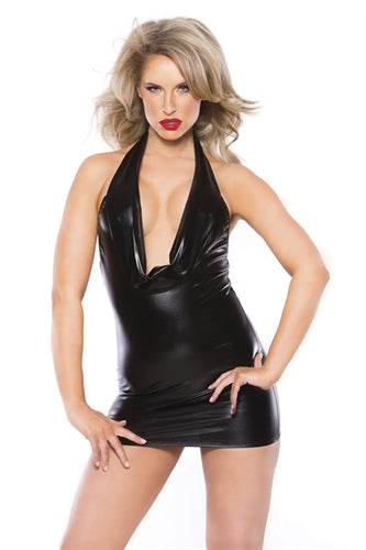 Alluring Kitten Dress - One Size