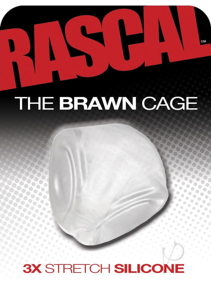 Rascal The Brawn Cage Clear(disc)