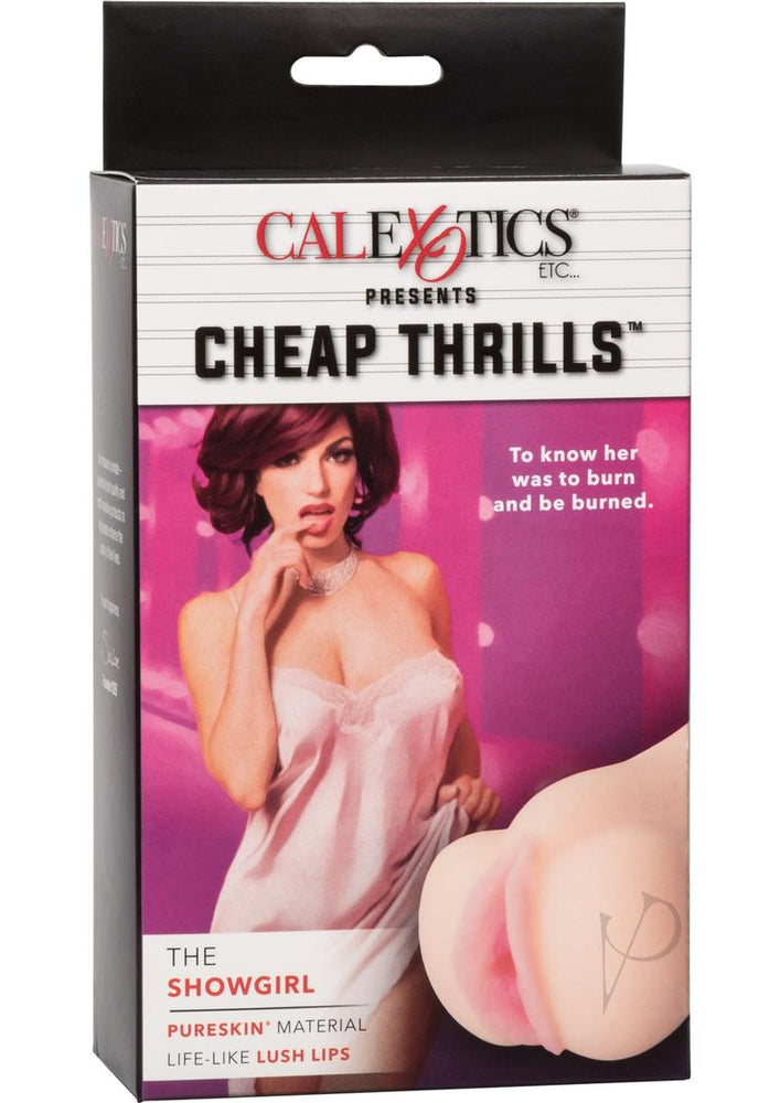 Cheap Thrills The Showgirl Stroker