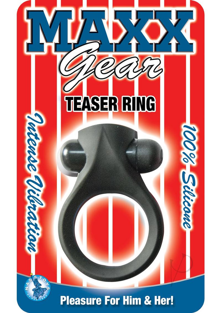 Maxx Gear Teaser Ring Black