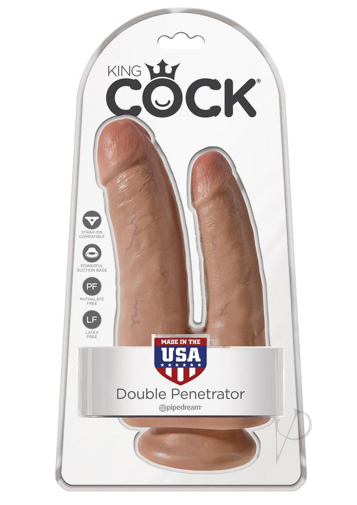 Kc Double Penetrator Tan(disc)