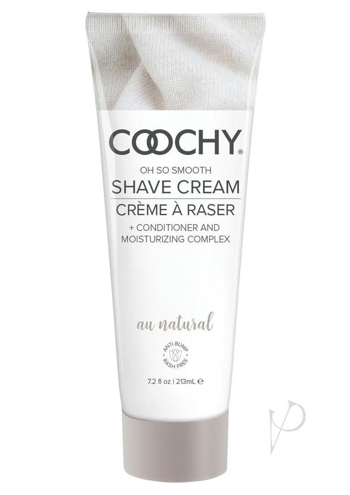 Coochy Shave Au Natural 7.2 Oz