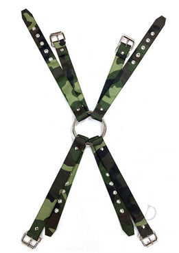 Rouge Chest Harness Med Camo