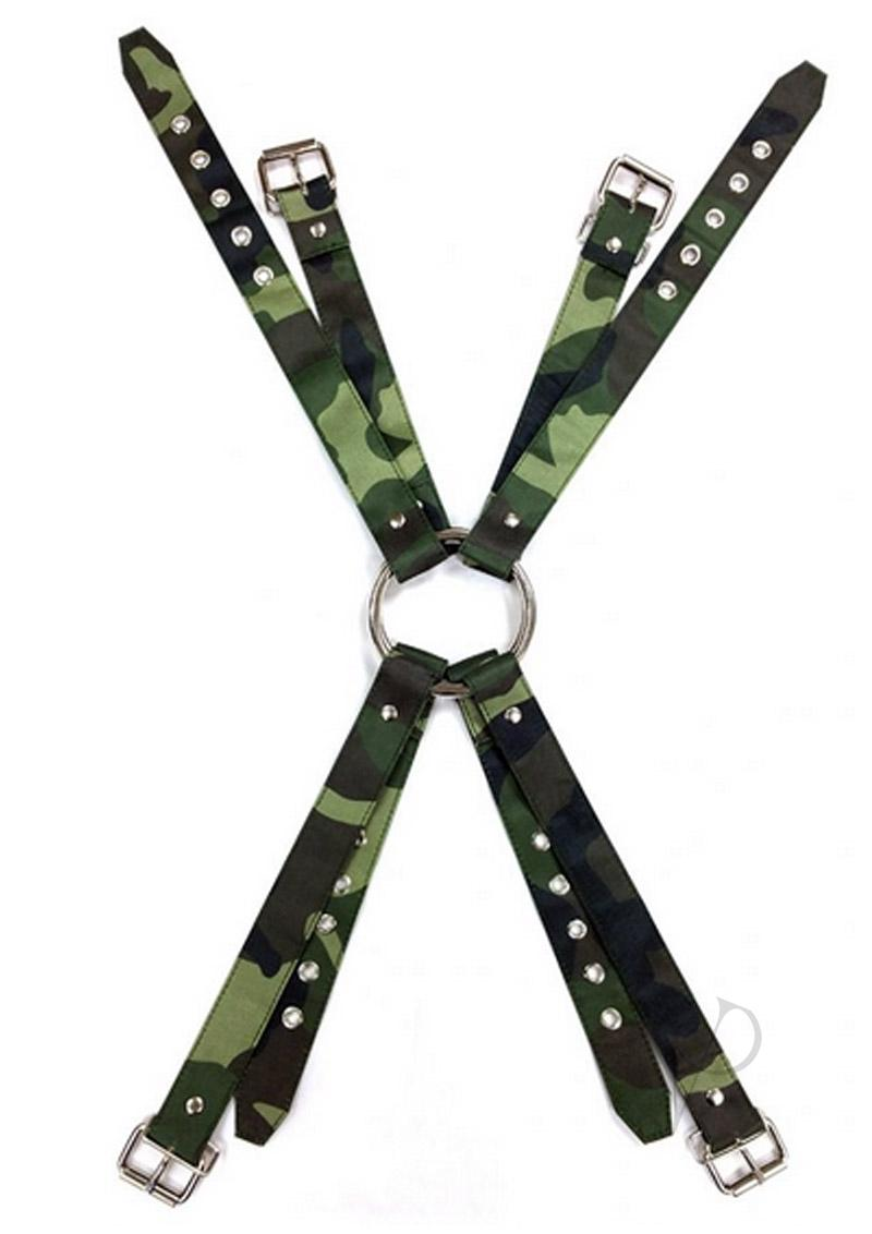 Rouge Chest Harness Xl Camo
