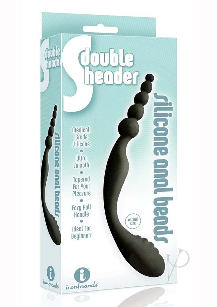The 9 S-double Header Anal Beads