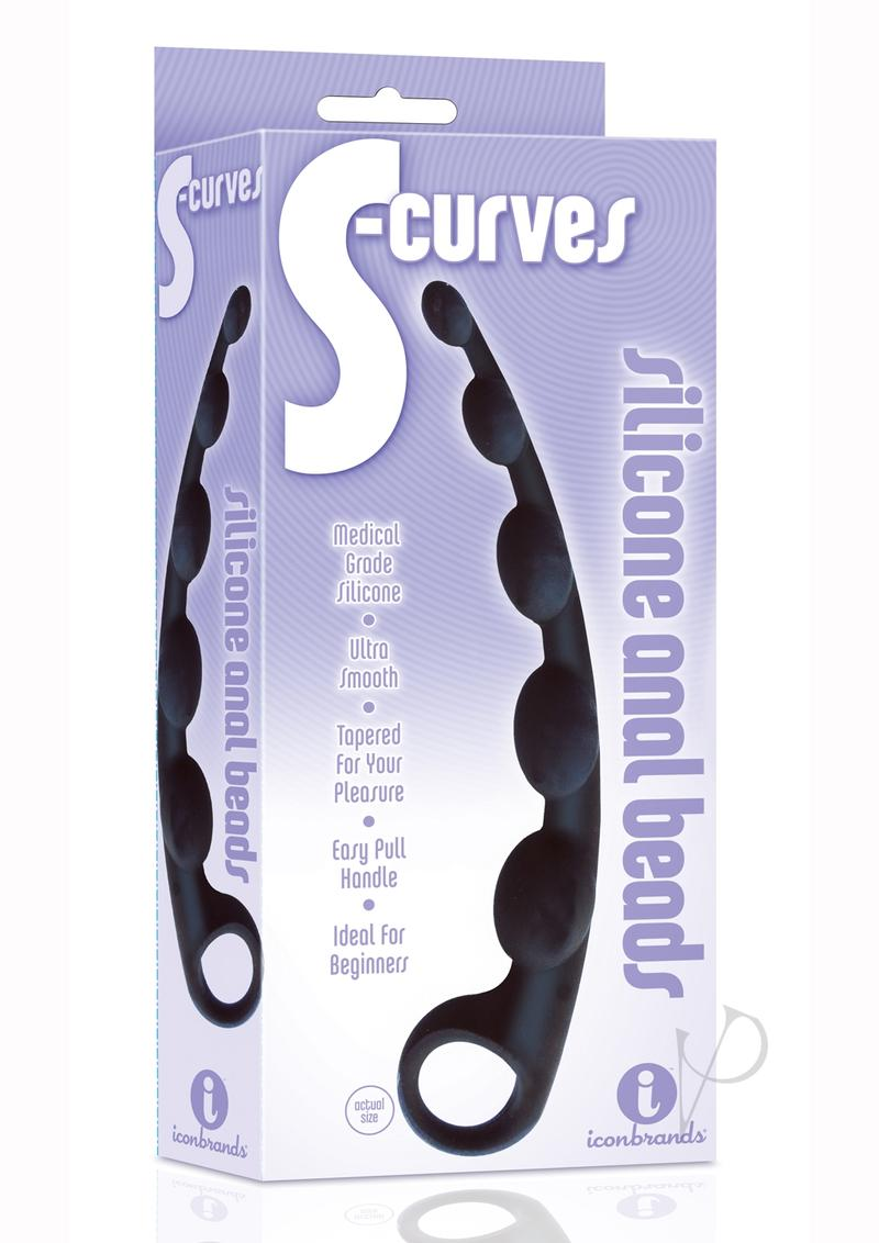 The 9 S-curves Anal Beads