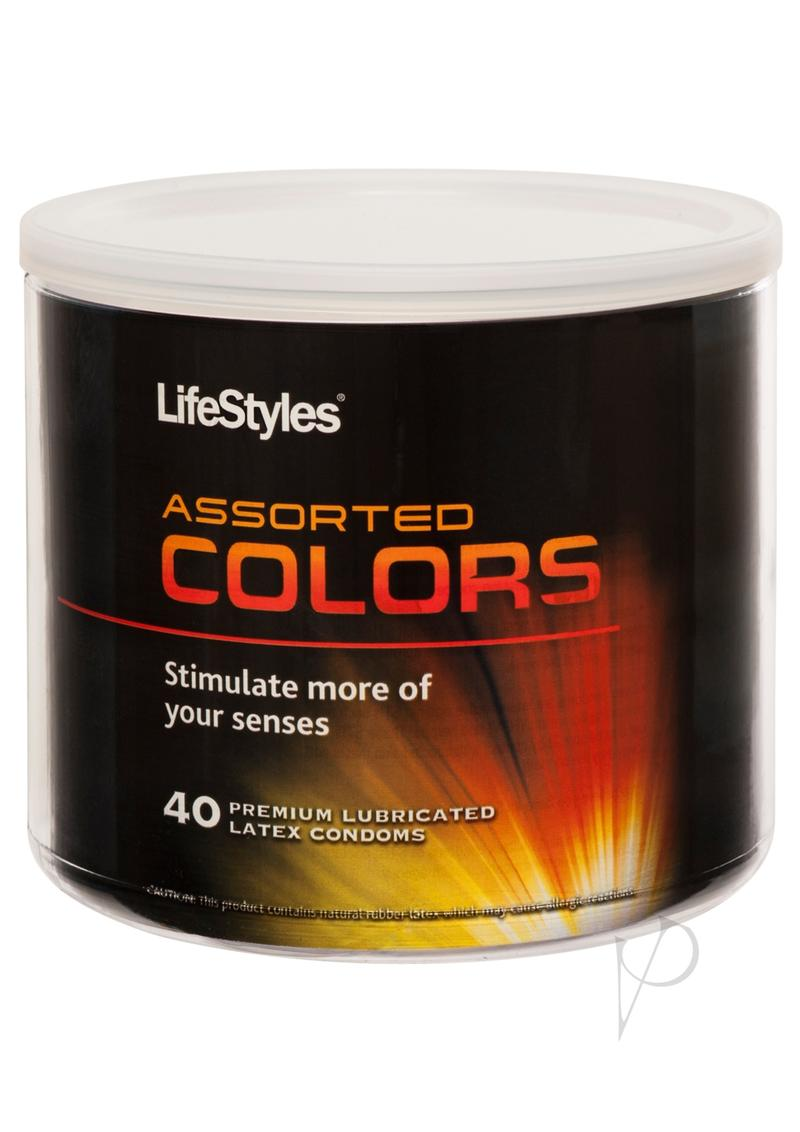 Lifestyles Asst Color 40/bowl