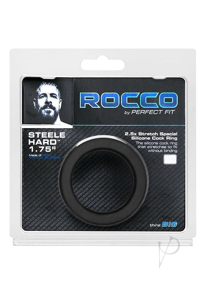 The Rocco Steele Hard 1.75 Black