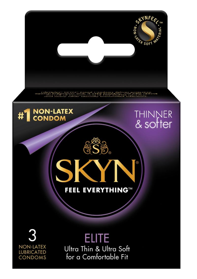 Lifestyles Skyn Elite 3`s