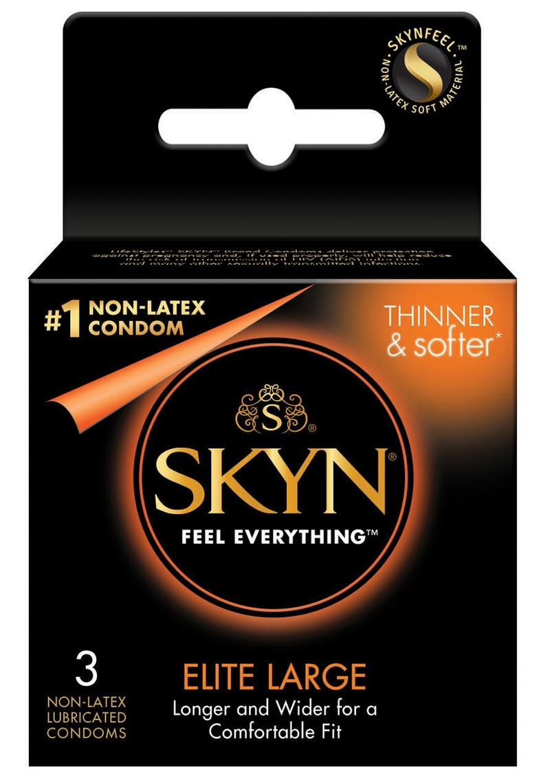 Lifestyles Skyn Large 3`s