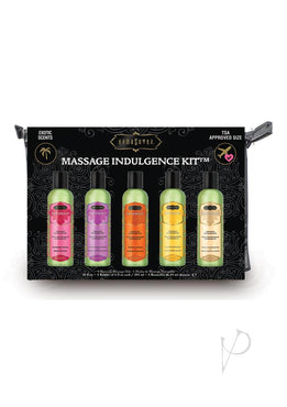 Massage Indulgence Kit
