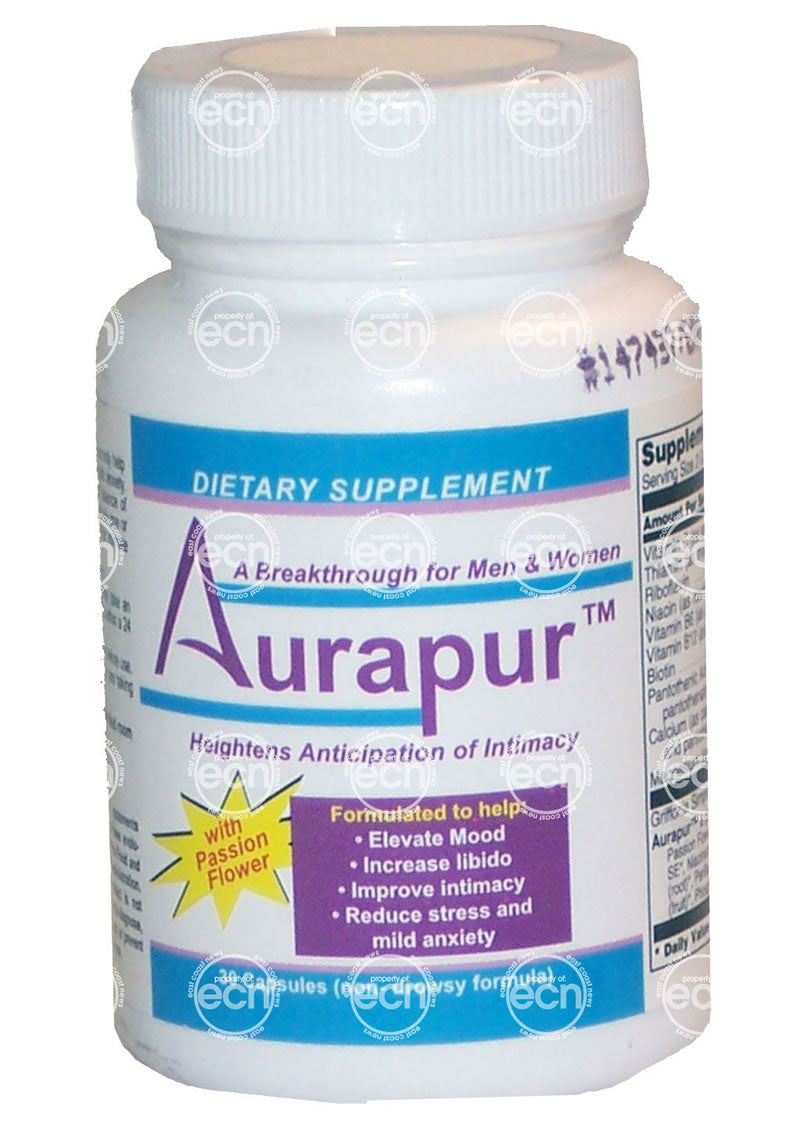 Aurapur Mood Elevator 30 Count Bottle
