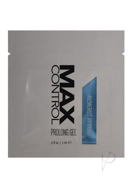 Max Control Prolong Gel Reg Foil 24/bag