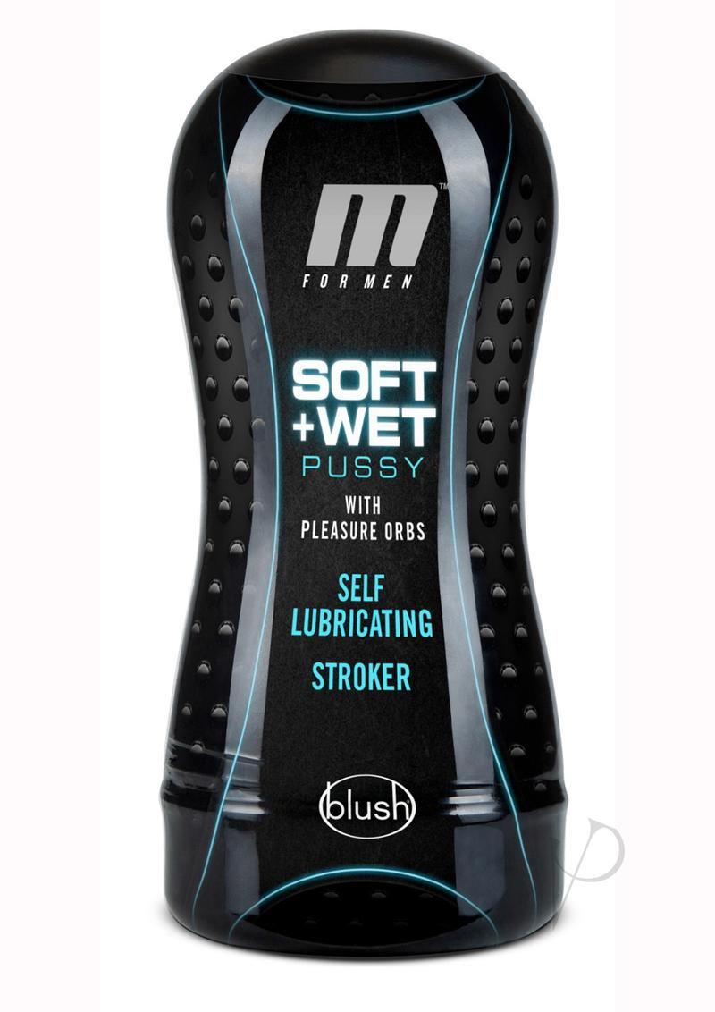 M For Men Soft and Wet Pussy Orb Van