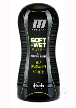 M For Men Soft and Wet Pussy Ridge Van
