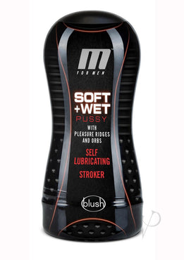 M For Men Soft and Wet Pussy Ridge/orb Van