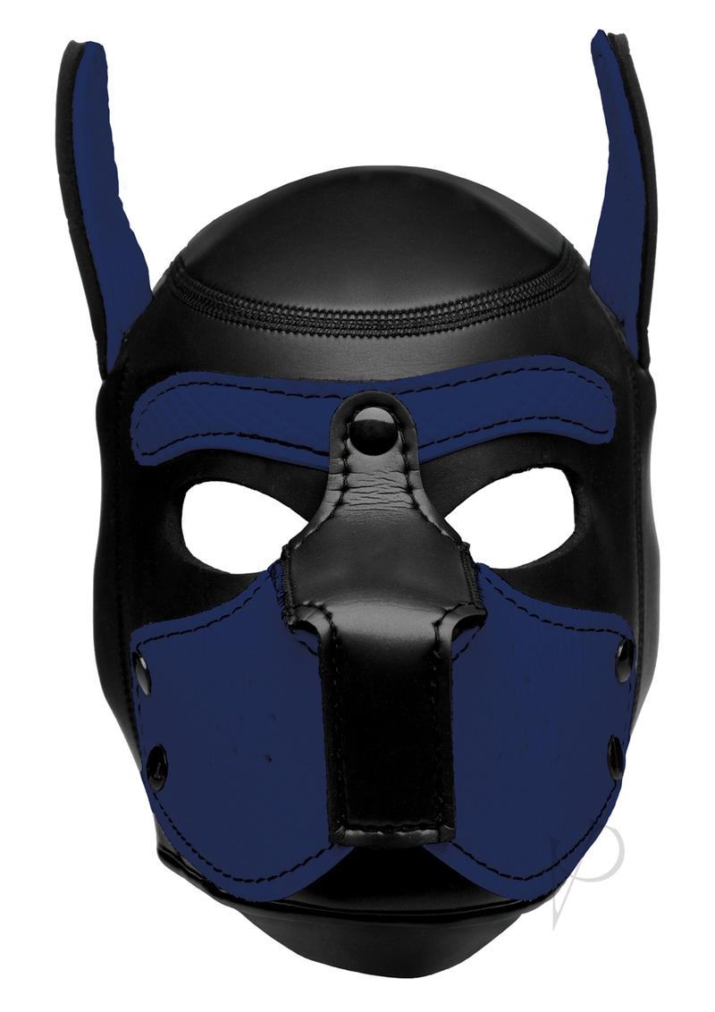 Ms Spike Puppy Hood Blue
