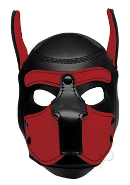 Ms Spike Puppy Hood Red