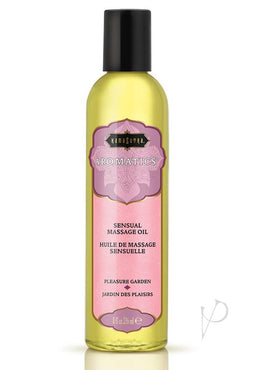 Aromatic Massage Oil Pleasure Garden 8oz