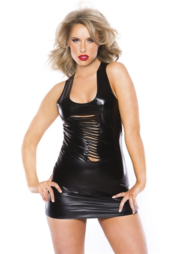 Risque Kitten Dress - One Size